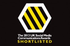Stickyeyes & Maximuscle up for second social media award