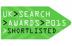 Stickyeyes shortlisted for two UK Search Awards