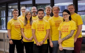 Stickyeyes to run Abbey Dash in support of Yorkshire Air Ambulance