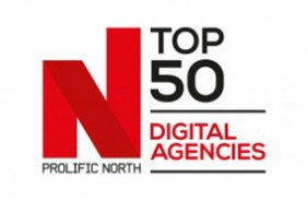 Stickyeyes named top digital agency by Prolific North