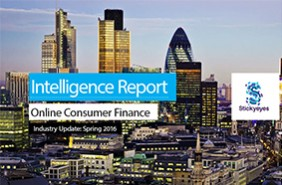 Intelligence Report: Online Consumer Finance Report – Spring 2016