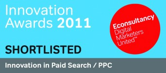 Stickyeyes shortlisted for four Econsultancy Innovation Awards