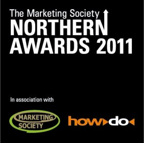 Stickyeyes shortlisted at the prestigious Marketing Society Northern Awards
