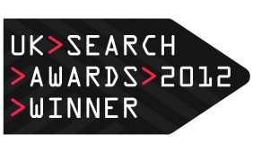 Double win for Stickyeyes at the UK Search Awards