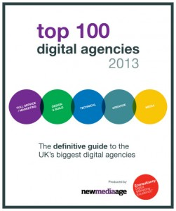Top 100 Digital Agencies 2013