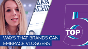 Five ways that brands can engage vloggers