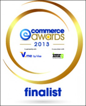 Stickyeyes up for 'Best Social Media Campaign' at eCommerce Awards