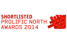 Stickyeyes up for Best Digital Agency at Prolific North Awards