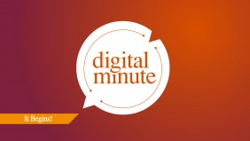 Welcome to our new video series Digital Minute