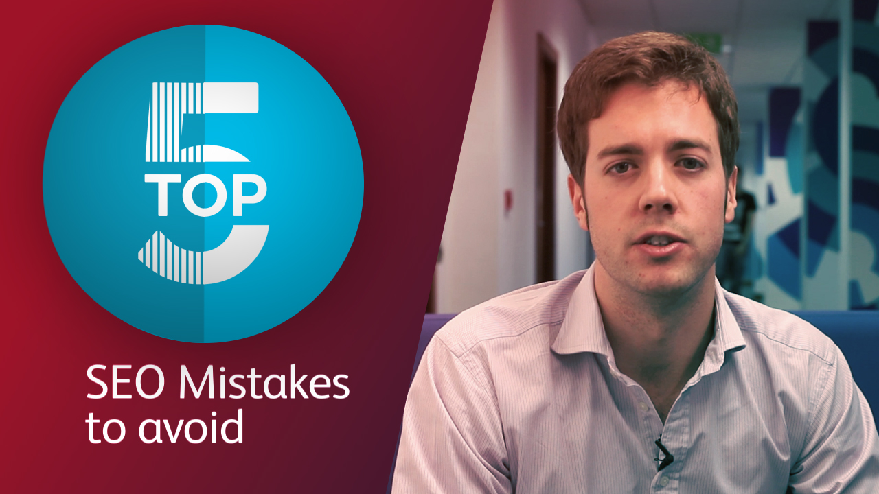 Top 5 - SEO mistakes to Avoid (0-00-00-00)