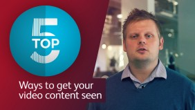 Top 5 ways to optimise video for search