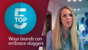 Top 5 ways that brands can engage vloggers