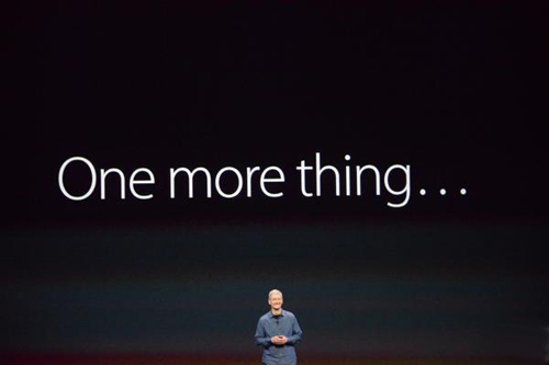 tim cook apple