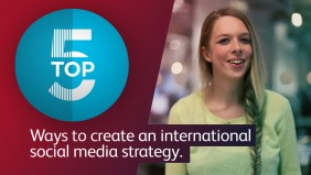 Top 5 tips for deploying an international social strategy