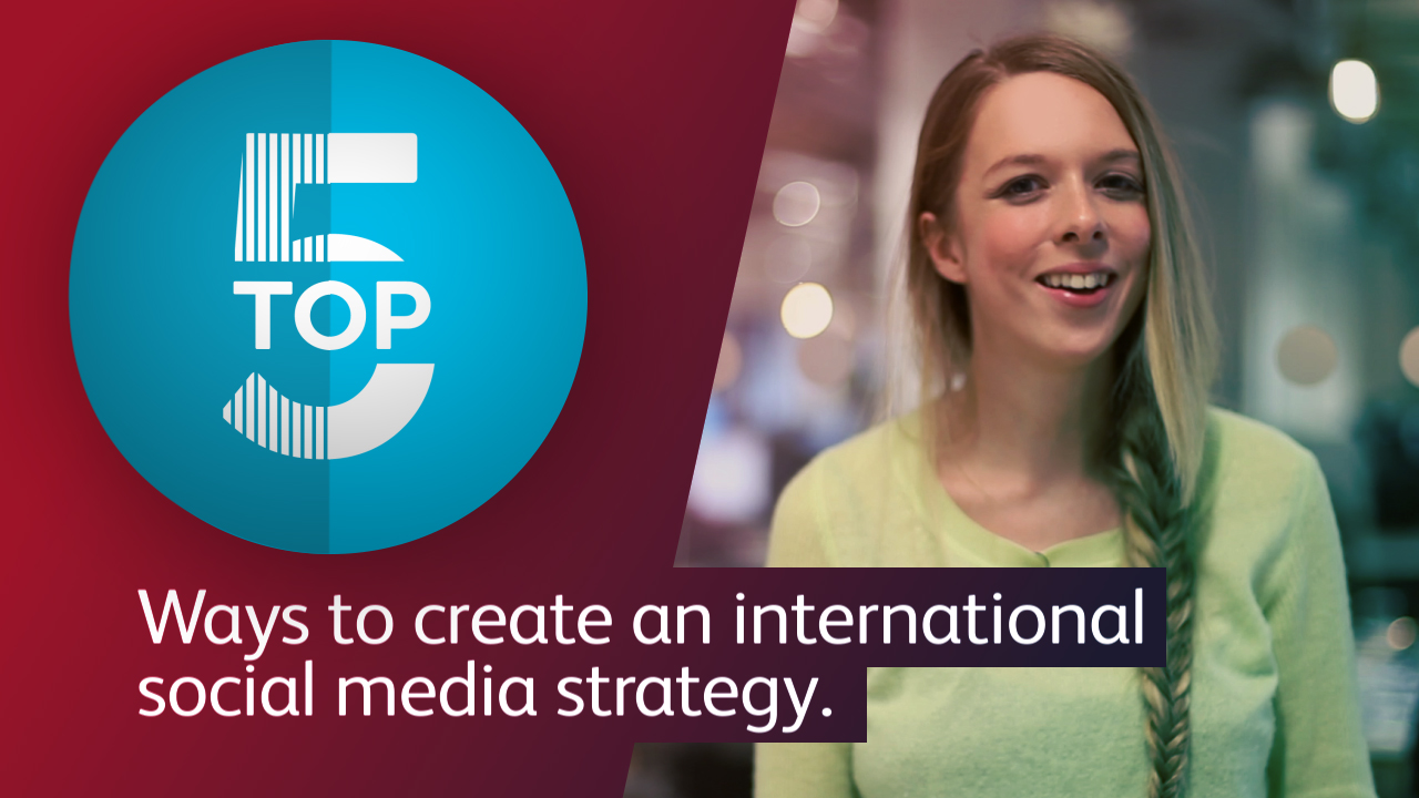 Top 5 - international social media strategy (0-00-00-00)
