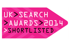 Stickyeyes shortlisted for two Search Awards