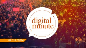 Digital Minute gets noticed!