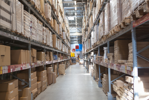 online retail warehouse