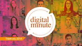 Digital Minute: A year of bloopers!