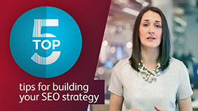 Best Practice SEO strategy video Stickyeyes