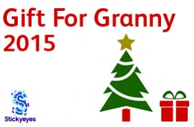 Stickyeyes continues its support for Gift For Granny this Christmas