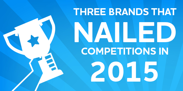 competitions - nailed
