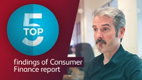 Top 5 findings from our Consumer Finance report