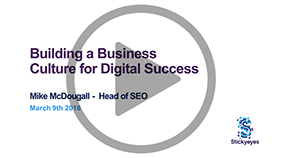 Building a Business Culture for Digital Success