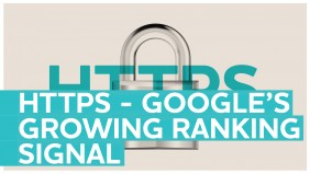 HTTPS – Google's growing ranking signal