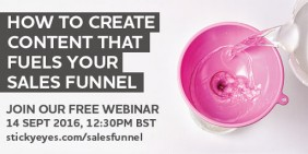 How to create content that fuels your sales funnel