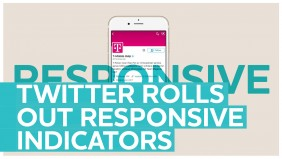Twitter rolls out responsive indicators