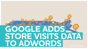 Google adds Store Visits data to AdWords
