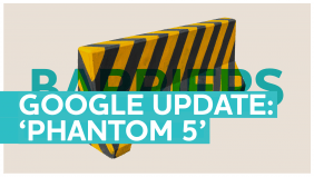 Google's latest algorithm update: 'Phantom 5'