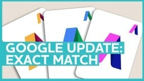 Google Keyword Update: Exact Match