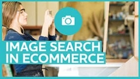 Image search arrives in e-commerce