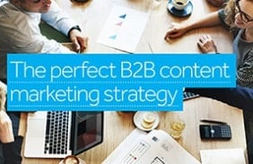 Defining the perfect B2B content strategy