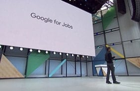 Why is Google entering the jobs market?