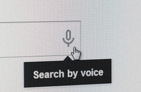 Voicing a change in Search