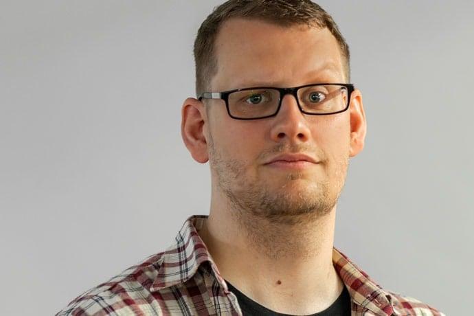 Jonny Briggs: Stickyeyes Data Analytics Manager