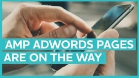 Google gives warning on AMP AdWords landing pages