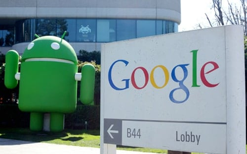 android google sign