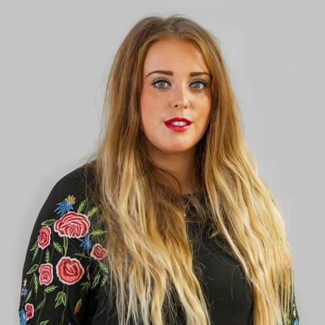 Ellie Tordoff: Stickyeyes Senior PR & Social Executive