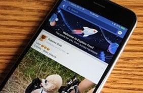 Why Facebook is testing a 'split' news feed, and why brands should pay attention