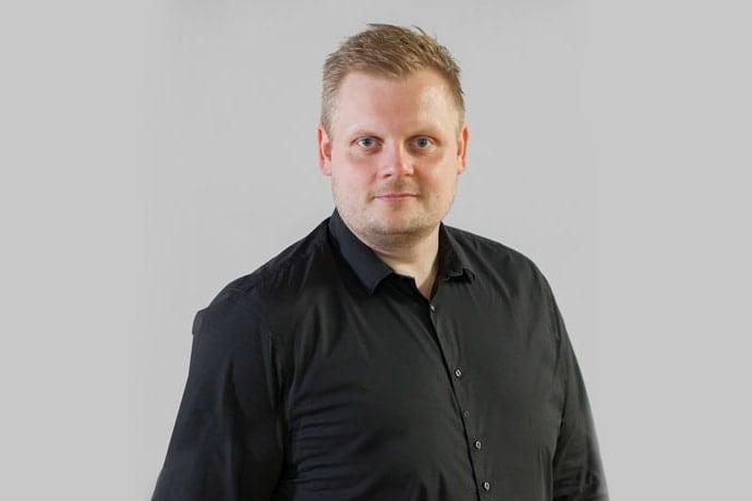 James Pierechod: Stickyeyes Multimedia Designer