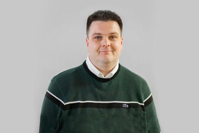 Jonathan Grimshaw: Stickyeyes IT Manager