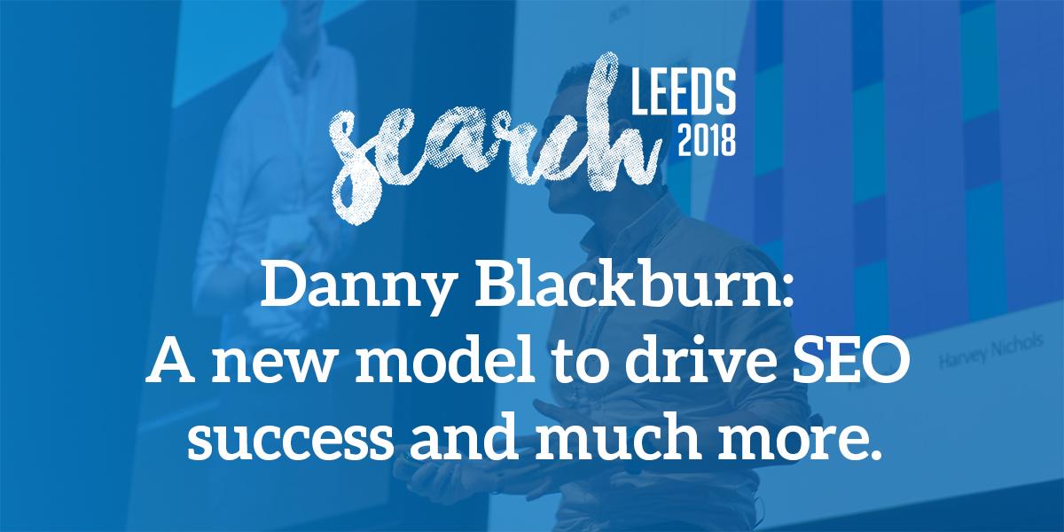 Video] Danny Blackburn presents