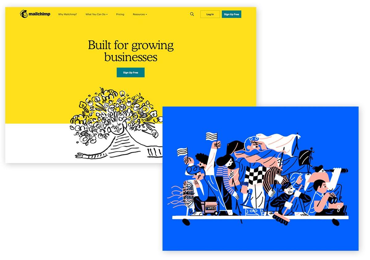 Five emerging design and development trends | Stickyeyes